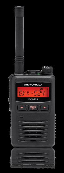 Motorola Digital Portable Two-way Radios CommTech Amarillo Texas
